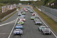 Start World Challenge Europe Zandvoort Race 2