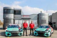 Leopard Racing Team Audi Sport