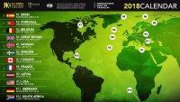 Kalender World RX 2018