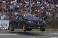 Rokas Baciuska - Renault Mégane RS