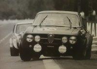 Een mooie 2de plaats voor de GTAm van Berger-Pinto