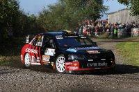 Chris Van Woensel - Mitsubishi Lancer WRC