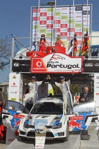 Ogier / Ingrassia - VW Polo R WRC