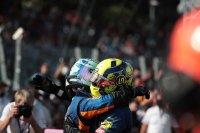 Daniel Ricciardo & Lando Norris - McLaren