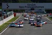 Supercar Challenge in Spa