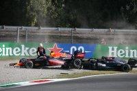 Crash Verstappen / Hamilton