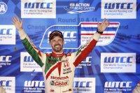Tiago Monteiro - Castrol Honda World Racing