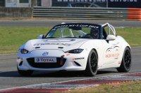 Mazda MX-5 Cup racer
