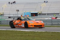 De Corvette Z06 GT3 van Rik Abresch in betere tijden
