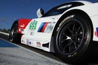 Samenwerking BMW - Michelin