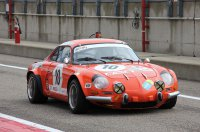 Andreas Fricke - Renault Alpine A110