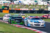 Thomas Ferrando - Knauf Racing - Ford Mustang vs. Guillaume Dumarey - PK Carsport - Chevrolet SS