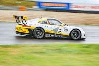 Glenn Van Parijs - Belgium Racing Team - Porsche 991 GT3 Cup