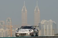 Herberth Motorsport - Porsche 991 GT3 R winnaar 24H Dubai 2017