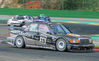 Gentleman's Fair - Mercedes 190 16V EVO2