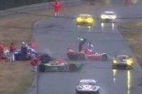 Chaos bij Le Mans 2001
