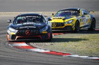Mercedes-AMG GT4 - Selleslagh Racing Team