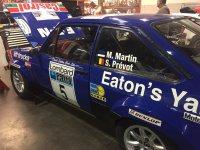 Markko Martin - My Vintage - Ford Escort Groep 4