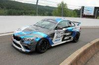 Fred Caprasse - Bilia Emond BMW M2 CS Racing