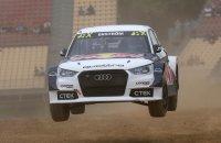 Mattias Ekstrom - Audi S1 Supercar RX