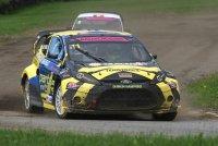 Derek Tohill: Ford Fiësta TouringCar