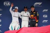 Bottas, Hamilton & Verstappen