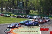 Start Blancpain GT Monza