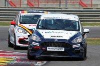 De Ford Fiesta Sprint Cup in Zolder
