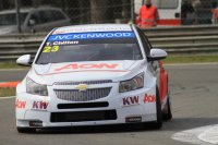 Tom Chilton - RML Chevrolet Cruze