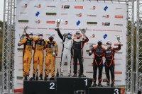 Podium Belcar Race 1 - DTM Circuit Zolder 2020