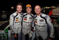 Ben Keating, Jeroen Bleekemolen en Mario Farnbacher - Riley Motorsports