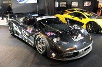De McLaren F1 GTR won in 1995 de 24 Heures du Mans