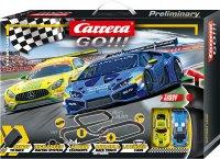 Carrera-racebaan met Van der Horst Motorsport Lamborghini