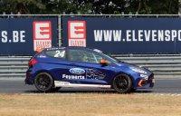 Stienes Longin - Ford Fiesta Sprint Cup