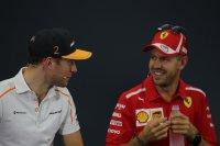 Vandoorne & Vettel
