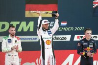 Podium DTM Assen Race 1