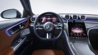 Stuurwiel Mercedes-Benz C-Klasse