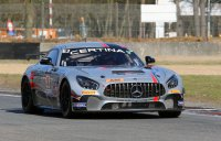 SRT - Mercedes AMG GT4