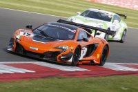 Gilles Vannelet/Adrian Quaife-Hobbs - Von Ryan racing McLaren 650S