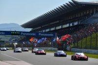 Super GT @ Fuji Speedway