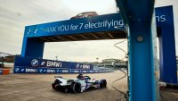 Jake Dennis - BMW i Andretti Autosport