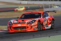 NM Racing Team - Ginetta G55 GT4