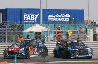 Bakkerud zet Hansen opzij in Abu Dhabi