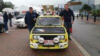 Jens Vanoverschelde/Pablo Cracco - Simca Ralley 2