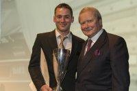 Nick Tandy en Dr. Wolfgang Porsche
