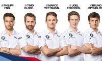DTM 2019 Line-up BMW