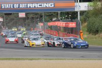Start race 2 FIA Truck