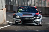 Frederic Vervisch - Audi RS 3 LMS Comtoyou Audi Sport