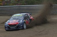 Timmy Hansen - Peugeot 208 Supercar