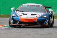 McLaren 570S GT4 - Equipe Verschuur - Lessennes/McKay